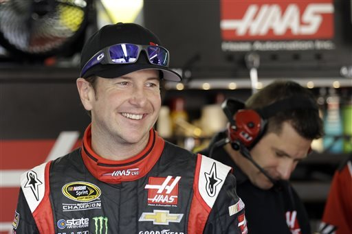 Kurt Busch's Memorial Day Weekend Double Bid Historic Regardless of End Result