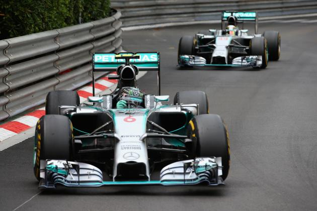 Nico Rosberg, Lewis Hamilton Thrive on Pressure and Emotion of 2014 Monaco GP