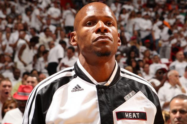 Miami Heat Players Give Ray Allen New Nickname of 'The Committee'
