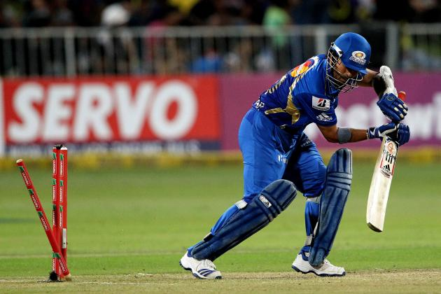 IPL 2014: Updated Fixtures, Playoff Predictions and More