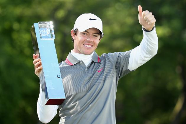 Is Victory at 2014 BMW PGA Championship a Sign of a More Mature Rory McIlroy?