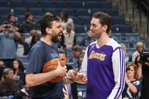 Should the Memphis Grizzlies Pursue a Reunion with Pau Gasol?