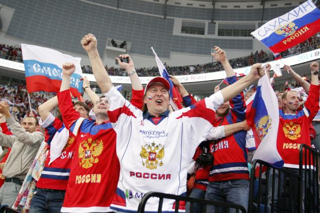 World Hockey Championships 2014 Final: Russia vs. Finland Results
