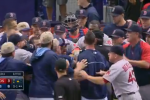 Watch: Escobar, Gomes Ejected After Sox-Rays Fight