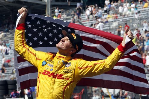 Indy 500 Results 2014: Complete Finishing Positions, Updated Standings and More