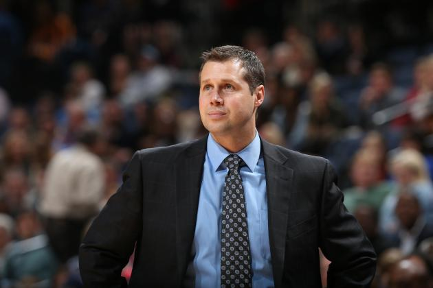 Report: Dave Joerger Turns Down Timberwolves' Coaching Offer, Returns to Memphis