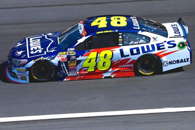 NASCAR at Charlotte 2014: Live Results and Analysis from Coca-Cola 600