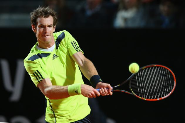 Andy Murray's Strong Showing in Rome Will Lead to Successful 2014 French Open