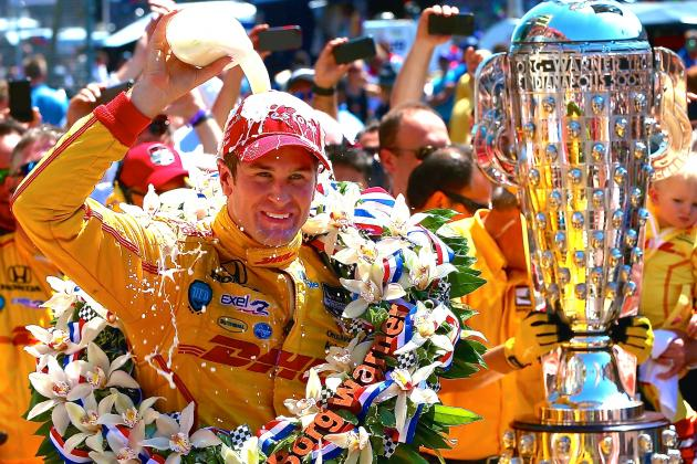 Ryan Hunter-Reay's 2014 Indy 500 Win Caps off Andretti Autosport's Dominant Day