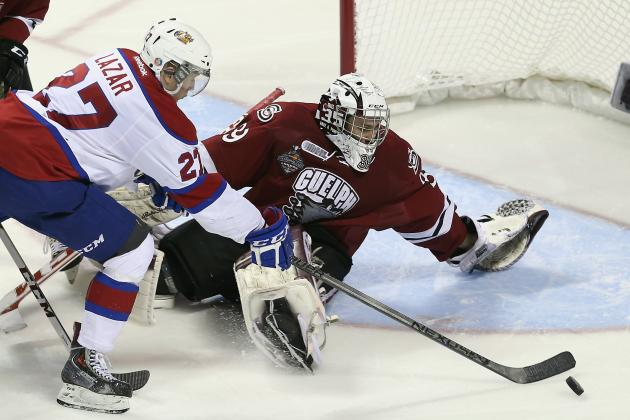 Memorial Cup Final 2014: Guelph Storm vs. Edmonton Oil Kings Score, Recap, More