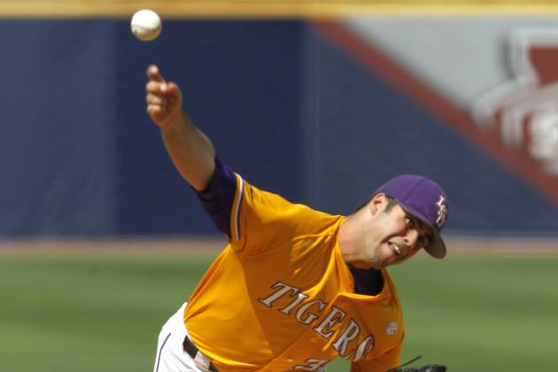 SEC Baseball Championship 2014: Score, Results and Analysis for LSU vs. Florida