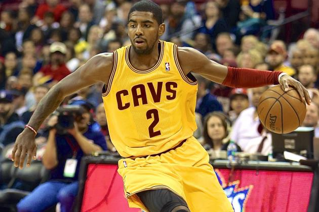 Report: Cleveland Cavaliers Don't Want to Give Kyrie Irving Max Contract