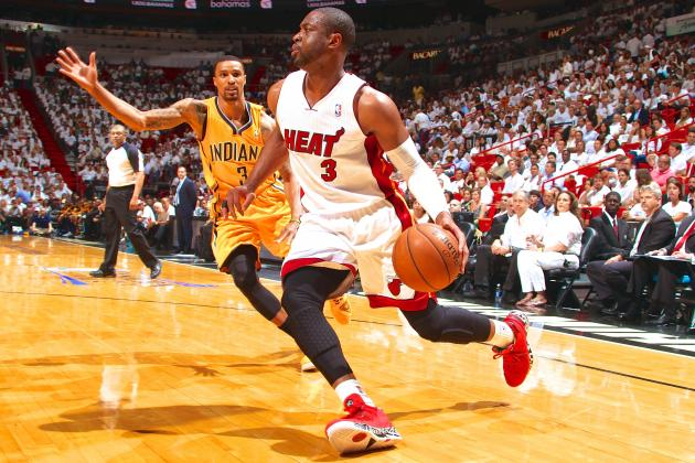 Vintage Dwyane Wade Key to Miami Heat Becoming 2014 NBA Title Favorites Again