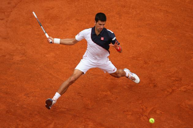 Novak Djokovic Primed to Complete Career Grand Slam at 2014 French Open
