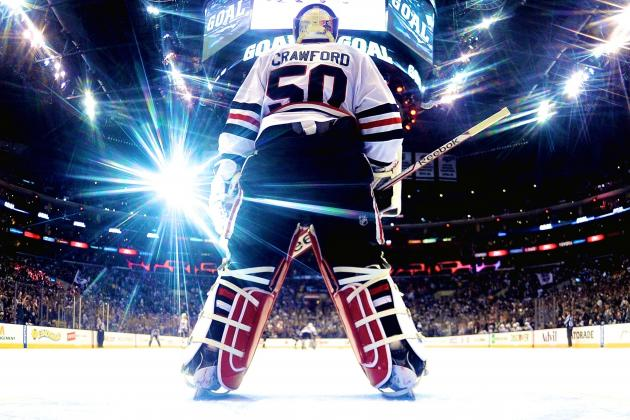 Is Corey Crawford the Chicago Blackhawks' Weak Link?