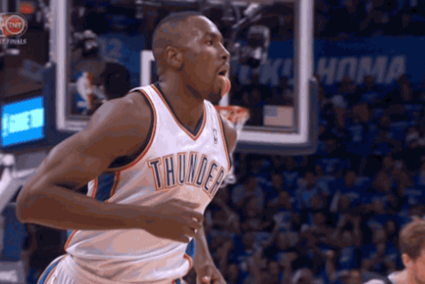 Serge Ibaka Returns from Injury and Makes Instant Impact for OKC Thunder