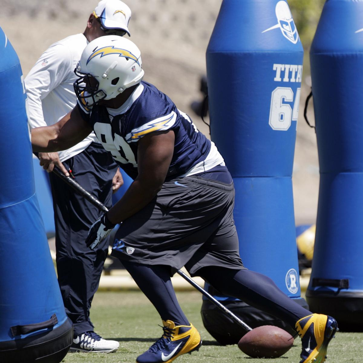 San Diego Chargers Bye Week 2014: San Diego Chargers OTAs: Latest Player Reports And