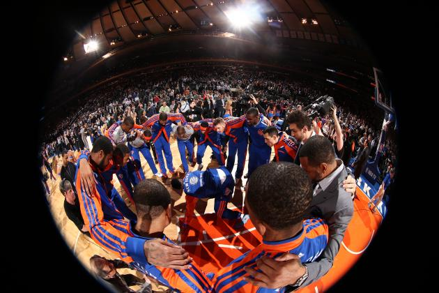 Should New York Knicks Trade into the 2014 Draft?