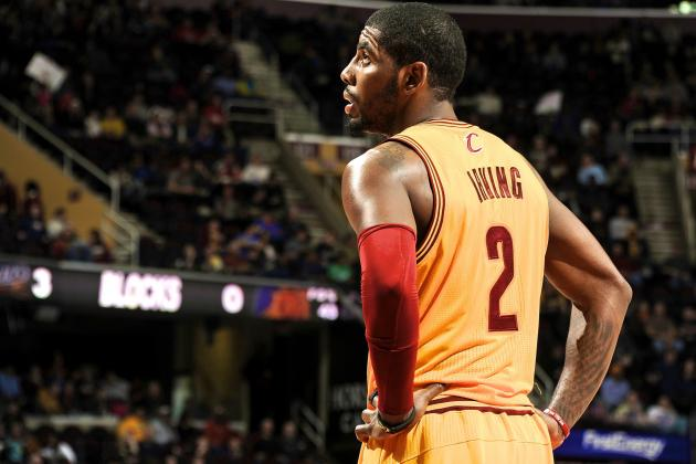 Why Kyrie Irving Is Invaluable to Cleveland Cavaliers' Present and Future