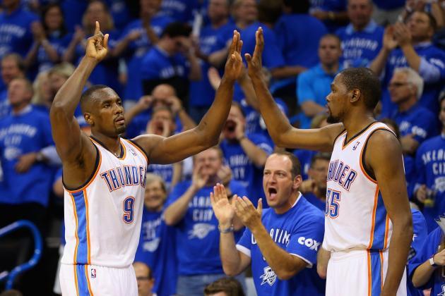 San Antonio Spurs vs. Oklahoma City Thunder: Postgame Grades and Analysis