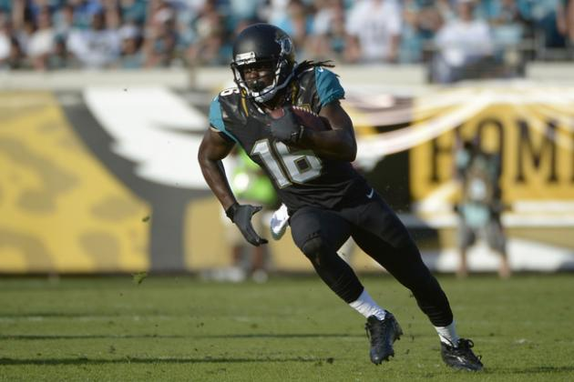Why Denard Robinson Is the Jacksonville Jaguars' Best Kept Secret