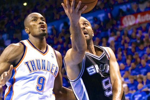 Can San Antonio Spurs Overcome the Serge Ibaka Factor?