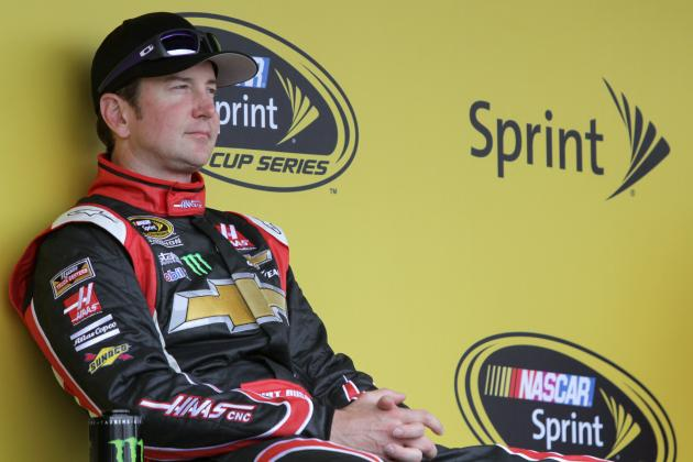 Failure to Finish 'Double' Doesn't Diminish Kurt Busch's Historic Day