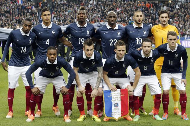 How France Will Line Up Against Norway in International Friendly