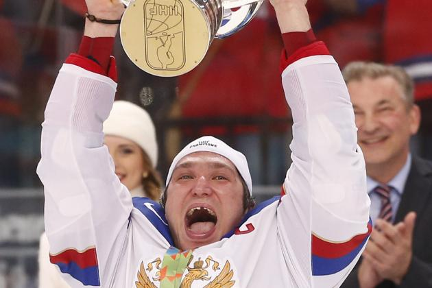 Alex Ovechkin's Trip to World Championship Brings Closure to a Painful Season