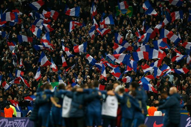 France vs. Norway: Date, Time, Live Stream, TV Info and Preview