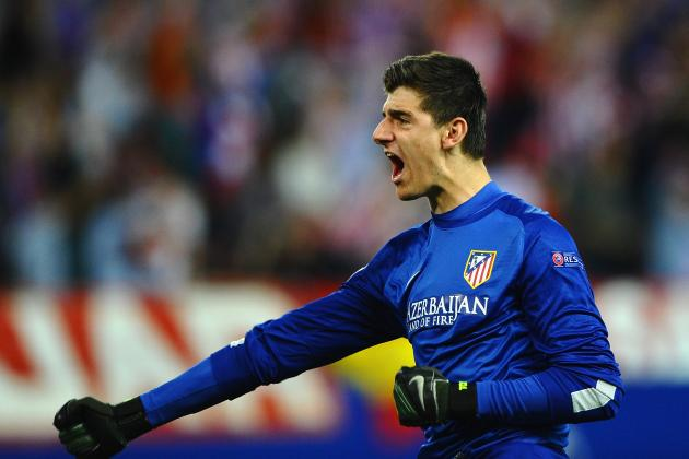 Chelsea Have to Make Courtois No.1 Goalkeeper for 2014/2015
