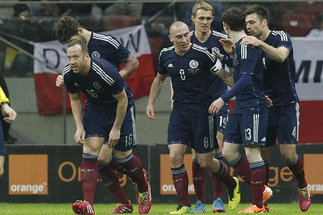 Scotland vs. Nigeria: Date, Time, TV Info and Preview