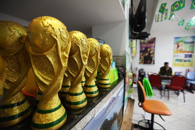 World Cup 2014 Predictions: Latest Projections for FIFA Extravaganza