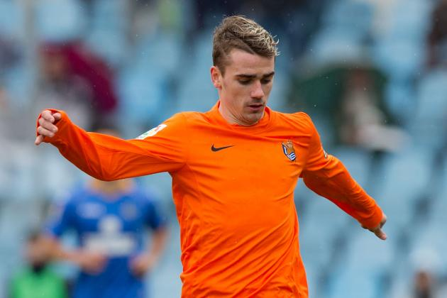 Report: Arsenal Make £18M Griezmann Bid