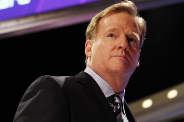 Focus Shifts to Goodell in Dealing with Irsay