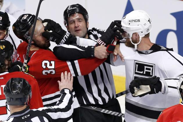 Stanley Cup Playoffs 2014: Updated Schedule and Odds for Conference Finals