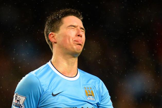 Samir Nasri Has His £100,000 Porsche Impounded in Manchester