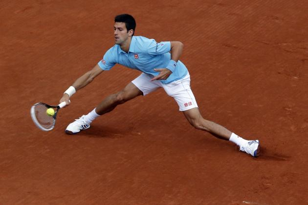 French Open 2014 Weather: Latest Updates on Suspended Play Due to Rain