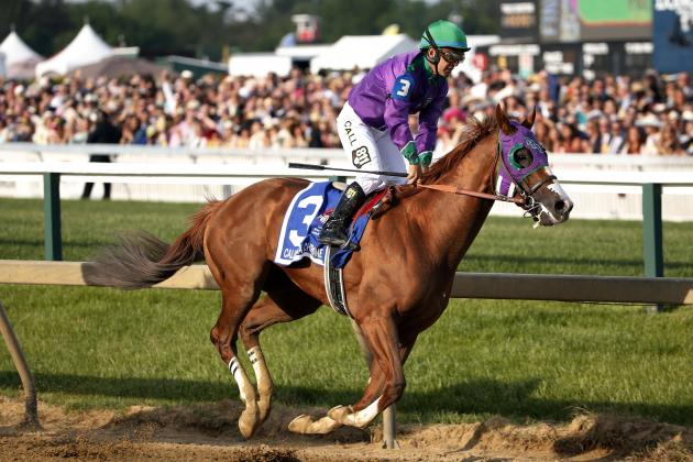 California Chrome's Strongest Challengers in 2014 Triple Crown Pursuit