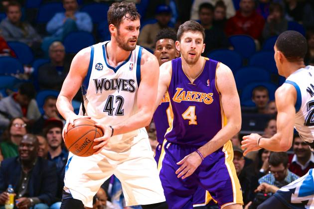 Would Kevin Love Be Right Superstar to Lead LA Lakers' Future?