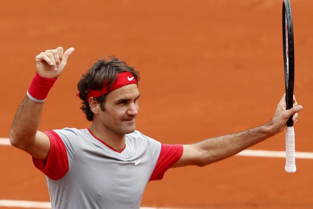French Open 2014 Scores: Notable 1st-Round Results from Roland Garros