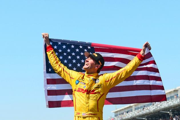 Indy 500 Results 2014: Complete Standings from Thrilling Race