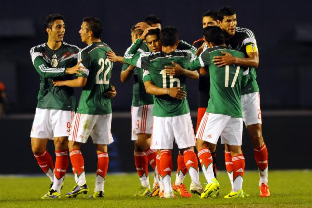 Mexico vs. Israel: Early Predictions for International Friendly
