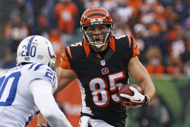 Predicting Tyler Eifert's Stats in the New Cincinnati Bengals Offense