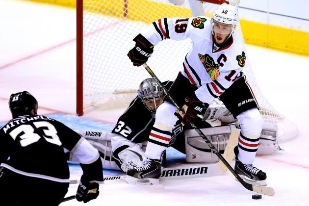 Chicago Blackhawks vs. Los Angeles Kings: Preview and Prediction for Game 4