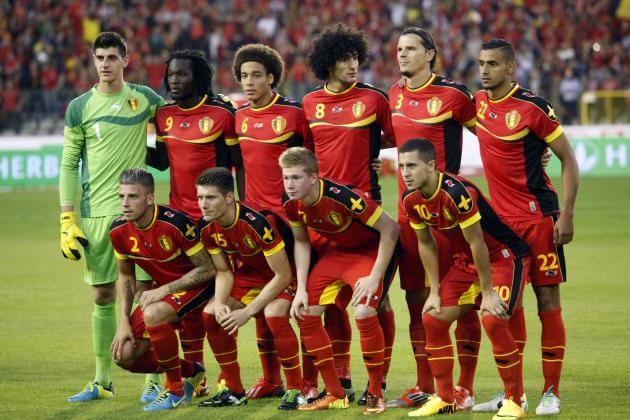 World Cup Brazil 2014: Belgium and Sleepers with Best Shot to Upset Favorites