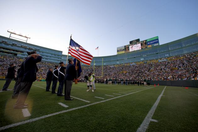 Green Bay Packers: What About Bob on This Memorial Day