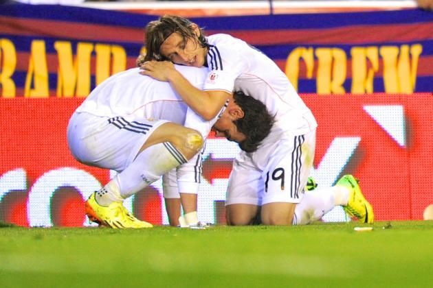 Bale and Modric's Champions League Win Provokes Mixed Feelings for Tottenham