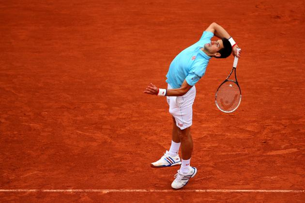 French Open 2014: Day 2 Results, Highlights and Scores Recap from Roland Garros