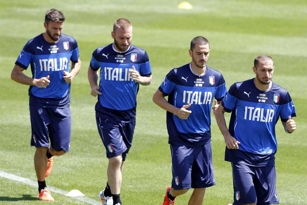 Italy Analysis: Is 3 the Magic Number for the Azzurri Defence?